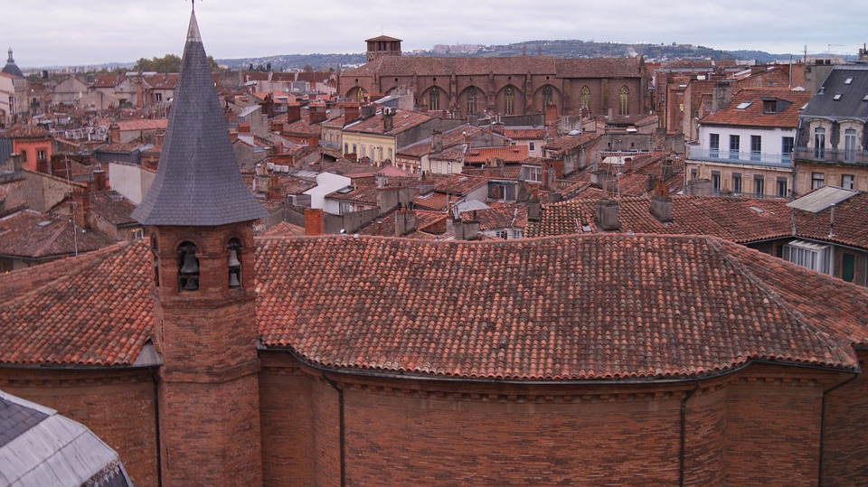 Rooftop Toulouse Penthouse